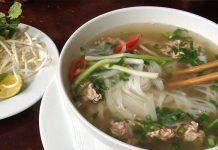 ベトナムフォー仕立て風スープ