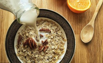 押し麦オートミールと減量-糖尿病対策