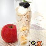 バナナとオートミールで糖尿病や肥満予防簡単おやつレシピ