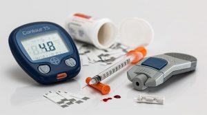 血糖値注意