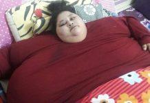 25年間肥満で家から出られない体