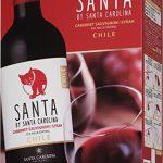 チリワイン サンタ バイ サンタ カロリーナ 8