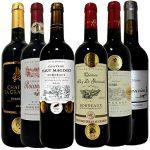 格段に違う味わいの金賞受賞酒 フランスボルドー 赤ワイン 飲み比べ 6本セット 750ml×6本 11