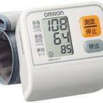 オムロン 電子血圧計 手首式 HEM-6111 6
