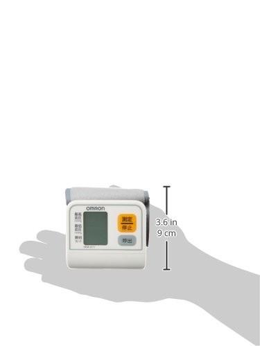 オムロン 電子血圧計 手首式 HEM-6111 7