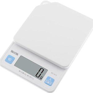 タニタ デジタルクッキングスケール 2kg KD-813