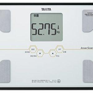 タニタ 体組成計 インナースキャン50 BC-313 最小表示50g/乗るピタ機能で簡単測定