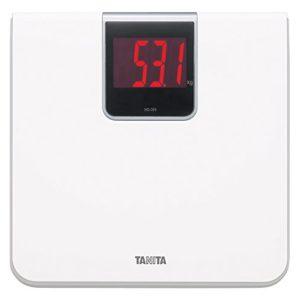 タニタ デジタルヘルスメーター HD-395-WH(ホワイト) 6