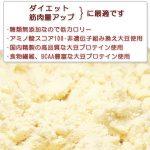 大豆プロテイン 1kg チョコレート 飲みやすい大豆プロテイン 15
