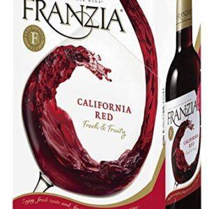 フランジア 赤 3Lボックスワイン 3L × 4本 3