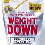 アルプロン ウェイトダウンプロテイン 1,050g レモンヨーグルト味 6
