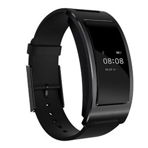 STK smartwatch スマートブレスレット スマートウォッチ ランニングウォッチ APP日本語対応可 日本語取説付き (黒)