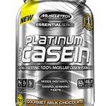 プラチナ100%カゼイン (Platinum 100% Casein )チョコレート2lb 海外直送 「From USA」