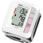 A&D 手首式血圧計(ベーシック血圧計)ピンク UB-351P UB-351P