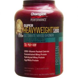 Super Heavy Weight Gainer 1200 3kg【海外直送品】