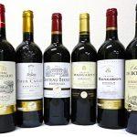 セレクション 金賞受賞酒 フランスボルドーワイン 赤ワイン 6本セット 750ml×6本 5
