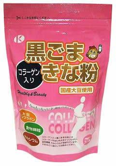 ケイセイ 黒ごまきな粉コラーゲン入 300g