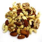 素焼き ミックスナッツ 無添加 無塩 無植物油 8