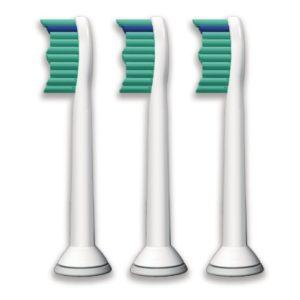 PHILIPS sonicare 電動歯ブラシ用替ブラシ プロリザルツ スタンダード3本セット