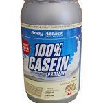 Body Attack Vanilla Cream 900g Casein Protein by Body Attack 11