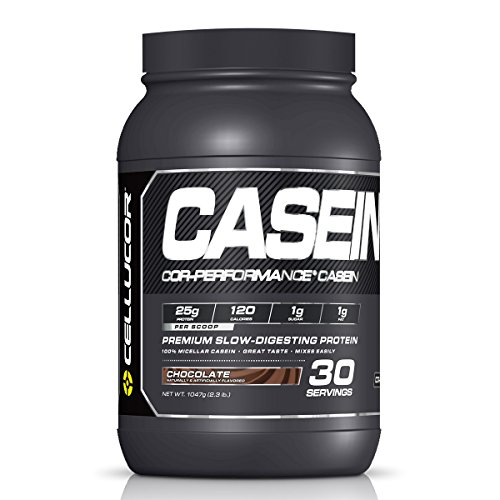 Cellucor Cor-Performance 30 Servings Casein Protein Powder Supplement, Chocolate, 1047 Gram 海外直送品