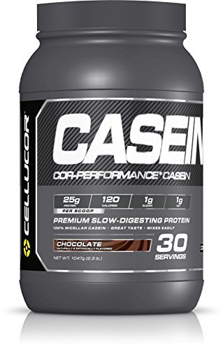 Cellucor Cor-Performance 30 Servings Casein Protein Powder Supplement, Chocolate, 1047 Gram by Cellucor