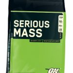 Optimum Nutrition シリアスマス (5.4kg) ( Serious Mass 12lbs ) チョコレート 4