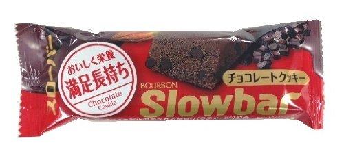 ブルボン スローバー チョコレートクッキー 41g×9個 2
