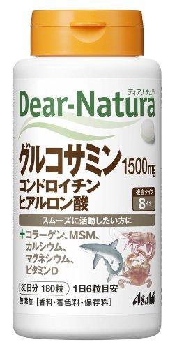 ディアナチュラ グルコサミンコンドロイチン 180粒(30日分) 6