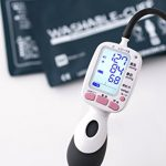 ケンツメディコ ワンハンド電子血圧計 KM-370Ⅱ レジーナⅡ (ウォッシャブルカフ仕様) カフサイズL/M/S