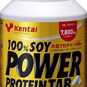 Kentai 100%SOYパワープロテインタブ 900粒 1