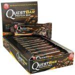 クエストニュートリション(Quest Nutrition) プロテインバー チョコレートブラウニー (60g x 12本) [海外直送][並行輸入品] 8