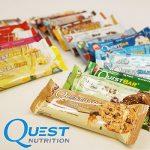 """クエストニュートリション(Quest Nutrition) プロテインバー """"A"""" バラエティ パック 6 Bars [海外直送] [並行輸入品] 19"""