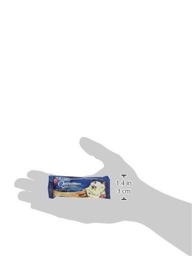 Quest Nutrition プロテインバー バニラアーモンドクランチ Vanilla Almond Crunch 12本セット 【並行輸入品】 Quest Nutrition Protein Bars 12packs 海外直送品