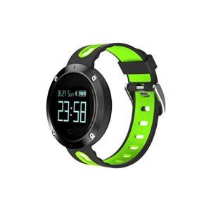 BJONE血圧計 スマートウォッチ 睡眠計 スマートブレスレットBluetooth4.0 活動量計 着信知らせ 心拍計 座りがち注意 歩数計 カロリー 距離 アラーム 座りがち注意 健康統計 腕時計 IP68防水 Android IOS対応 日本語取扱説明書付き