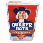 Quakerオートミール 6
