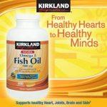 KIRKLAND社 フィッシュオイル (DHA+EPA) オメガ3 1000mg 400ソフトカプセル 2本 [並行輸入品] [海外直送品] Two KIRKLAND's Fish oil (DHA + EPA) omega-3 1000mg 400 soft capsules [parallel import goods] [overseas direct shipment product]