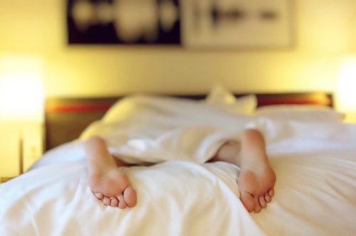 長寿と睡眠の関係