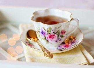 風邪予防に温かい紅茶