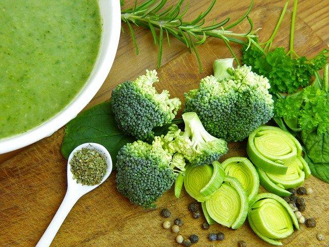 ブロッコリーが筋肉量を増やすのに役立つ